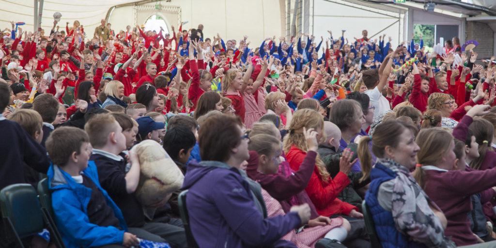 EIsteddfod Llangollen 2014,
